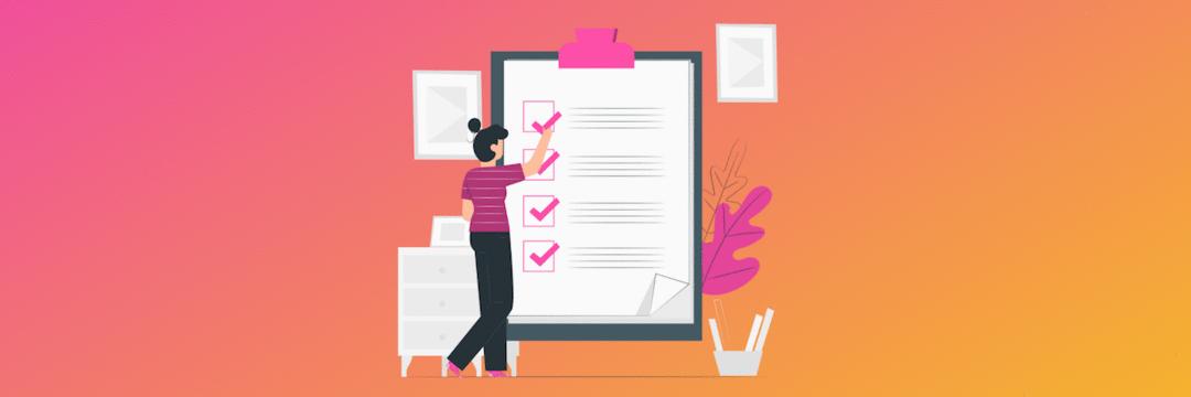 Super SEO checklist para profissionais de Marketing de Conteúdo
