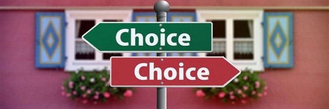 Fazendo escolhas para ter uma vida com sentido