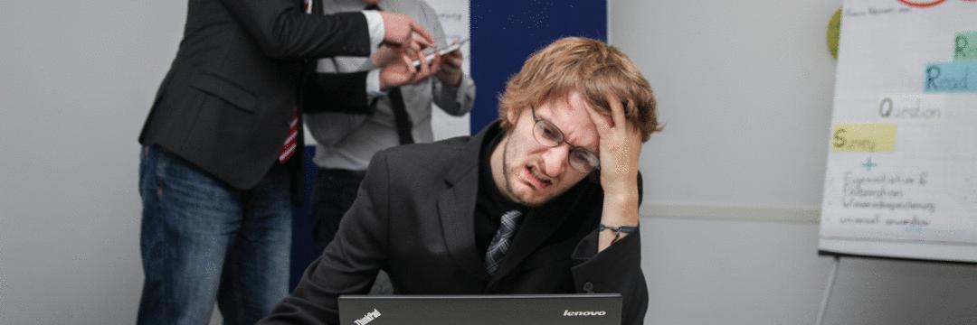 Profissionais do mundo todo sofrem com problemas de comunicação no trabalho. Você sabe por quê?