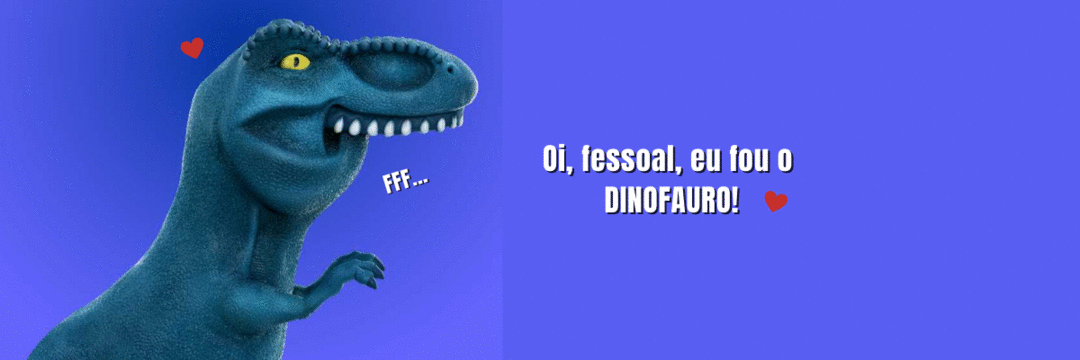 Os limites do humor e da humanização nas redes sociais: entrevista com o criador do Dinofauro