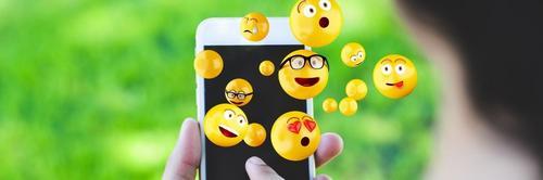 Entenda por que emojis e emoticons são mais que um recurso