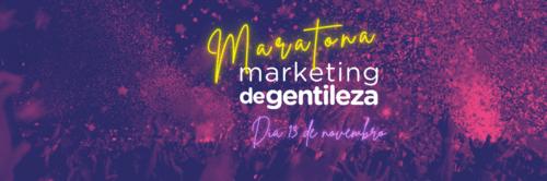 Maratona Marketing de Gentileza está com as Inscrições abertas