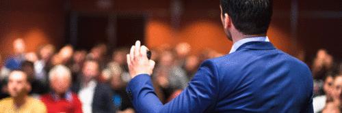 Três dicas para falar com mais confiança  em uma apresentação