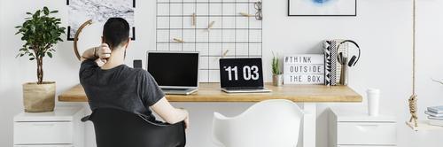 Como implementar um home office produtivo?