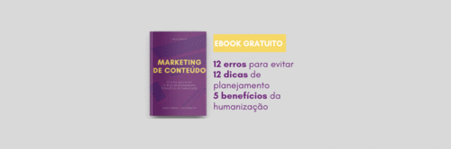 Ebook gratuito Marketing de Conteúdo