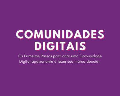 Curso de Comunidades Digitais