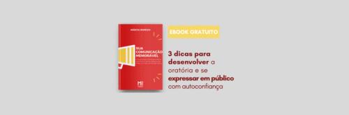 Ebook gratuito: Sua Comunicação Memorável