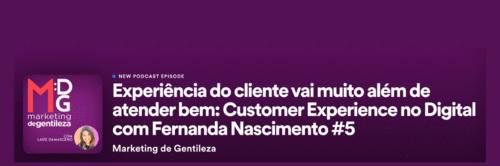 Experiência do cliente é mais do que atender bem: dicas de customer experience no digital